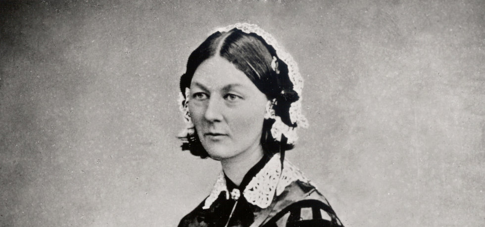 Florence Nightingale ca. 1865