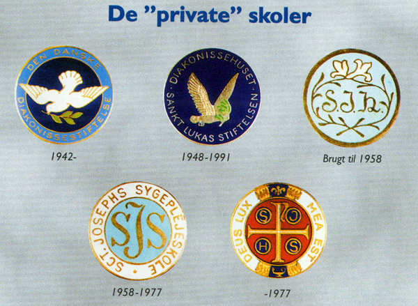 "Figur 15. De ""private"" skoler"