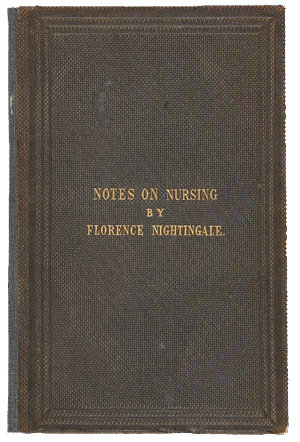 Notes on Nursing af Florence Nightingale